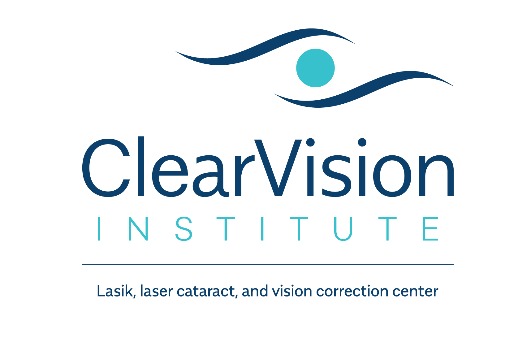 Pacific ClearVision Institute Logo